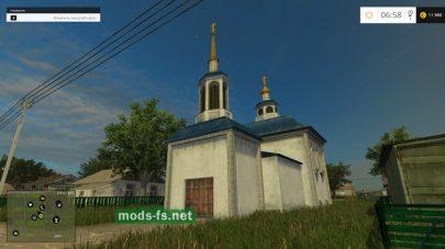 Церковь в FS 2015
