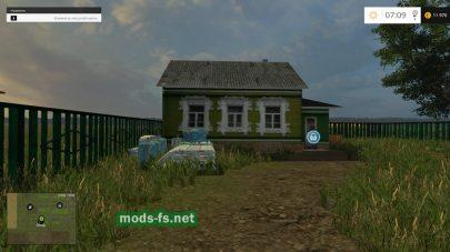Русские дома на карте «Орлово v1.0»