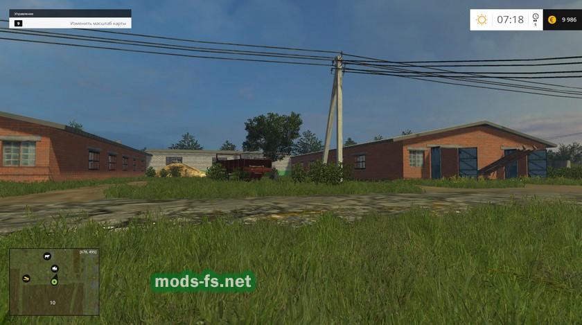 скачать игру Farming Simulator 2015 село полевое через торрент - фото 10