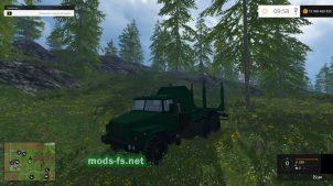 Мод КРАЗ-260