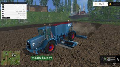 Трактор Lemken Brillant для FS 2015