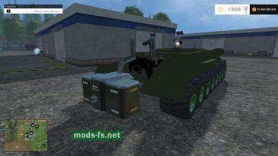 Т-34 для Farming Simulator 2015