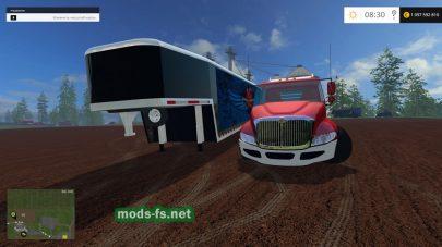 Мод Truck & Trailer Combo для FS 2015