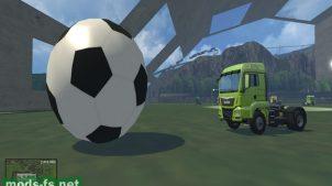 Карта Trucker Football