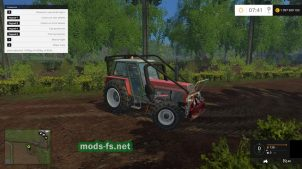 ZETOR CRYSTAL 12045 FOREST