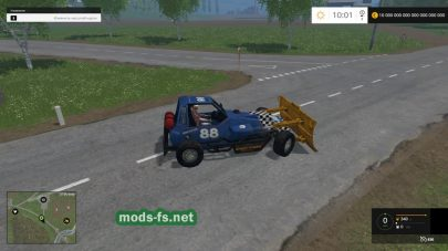Мод Demolition Racer