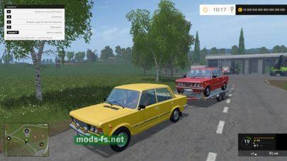 Мод FIAT 125P