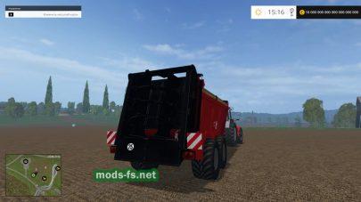 Разбрасыватель навоза для FS 2015