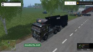 КамАЗ-54115 для Farming Simulator 2015