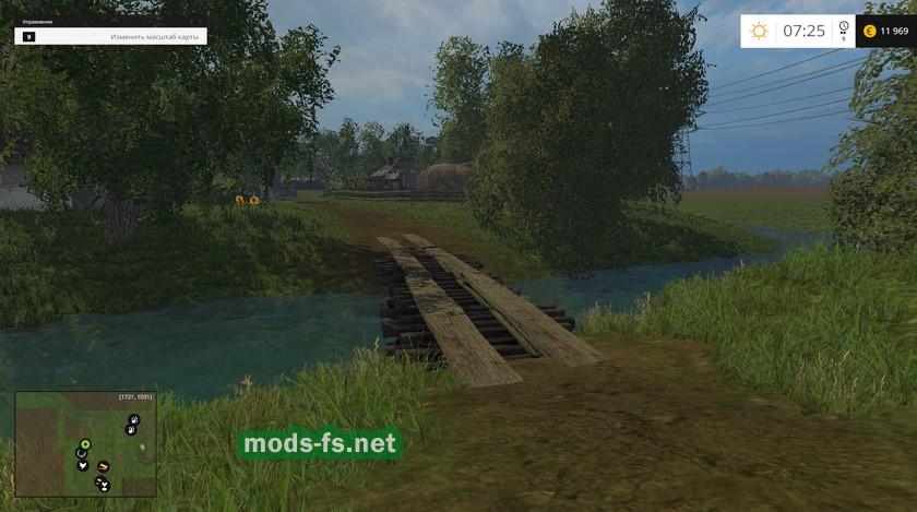скачать мод карты максимовка для farming simulator 2015