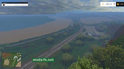 Железная дорога в FS 2015