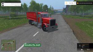 Большой грузовик Мод Peterbilt 379 Grain Truck