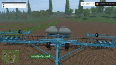 Сеялка Kinze 3800 для Фермер Симулятор 2015