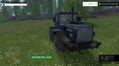 Мод трактора ХТЗ Т-150К