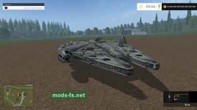 Мод The Millennium Falcon