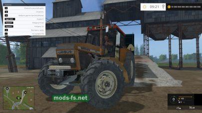Трактор ursus для FS 2015