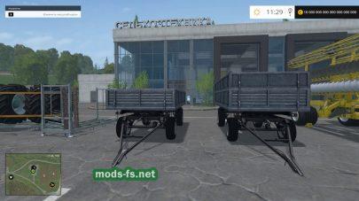 Мод «Autosan D47»