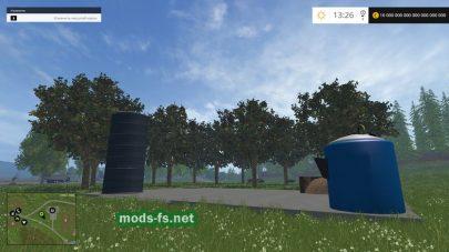 Выращивание вишен в игре Фермер Симулятор 2015
