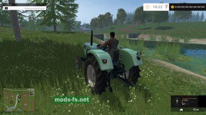Трактор deutz для Фермер Симулятор 2015