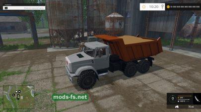 Мод грузовика ЗиЛ-4331 «Совок»