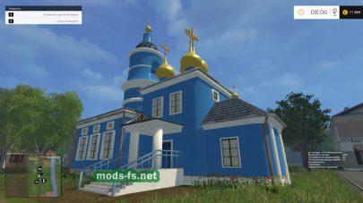 Церковь в игре
