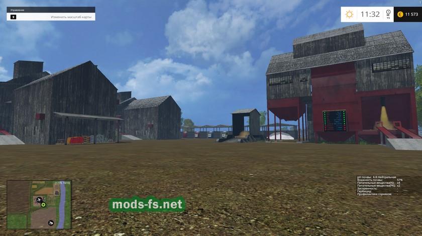 Скачать карту янова долина на фермер симулятор 2015
