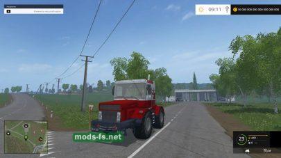 Мод трактора Кировец К-701