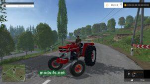 Трактор Massey Ferguson 188 для FS 2015