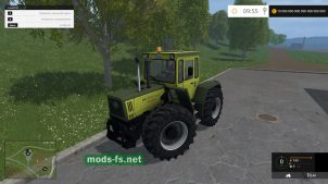 Трактор Mercedes-Benz в Farming Simulator 2015