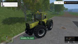 Трактор Mercedes-Benz в Farming Simulator 2015