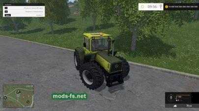 Трактор MB Trac 1800