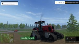 Гусеничный трактор МТЗ-2022