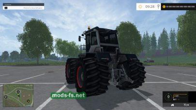 Мод трактора Schlueter 2500VL