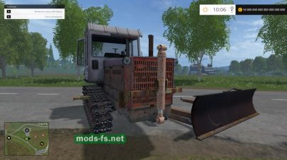 Трактор Т-4 для FS 2015