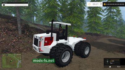 Трактор TM 14