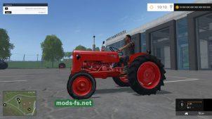 Трактор Valmet-359D для FS 2015