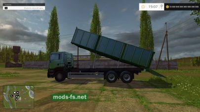 MAN Grain Truck для FS 2015