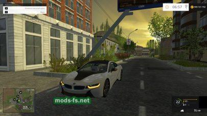 bmw i8 edrive car