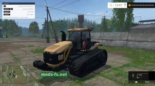 Трактор CAT CHALLENGER MT865 для FS 2015