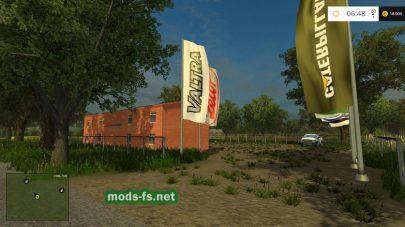 Польская карта для Farming Simulator 2015