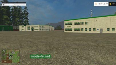 Скриншот «Forstmap By Westfalia»