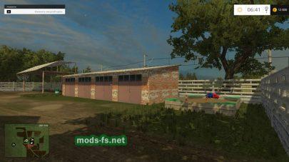 Zalesie Pomorskie Map adixd82 Winczu для FS 2015