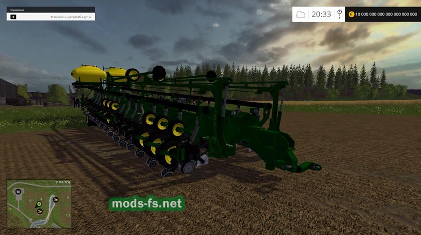 скачать моды для Farming Simulator 2015 сеялки кукурузы - фото 7