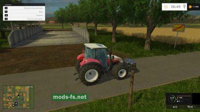 Julicher Borde Map для Farming Simulator 2015