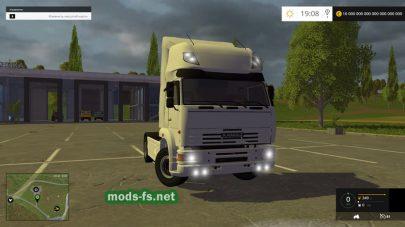 kamaz_XR15 mods