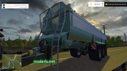 Krampe Bandit 980 Green v 2.0