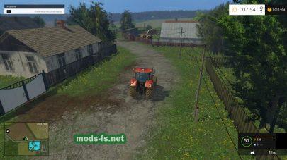 Карат Украины для игры Farming Simulator 2015