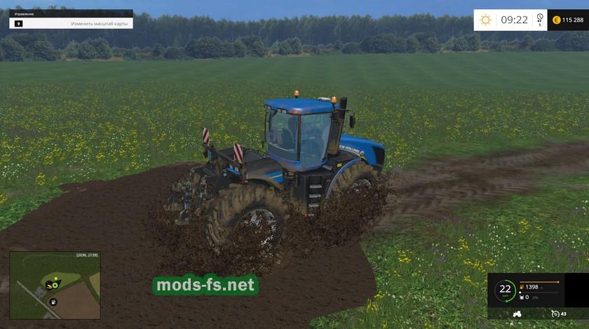 скачать моды для Farming Simulator 2015 на карту україни - фото 7