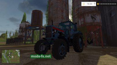 «Беларус» для Фермер Симулятор 2015