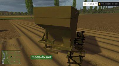 Сеялка для картофеля в Farming Simulator 2015